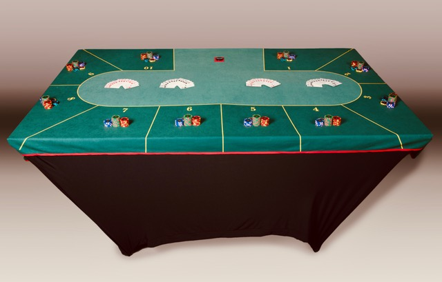 Table Poker Texas Hold'em Complet