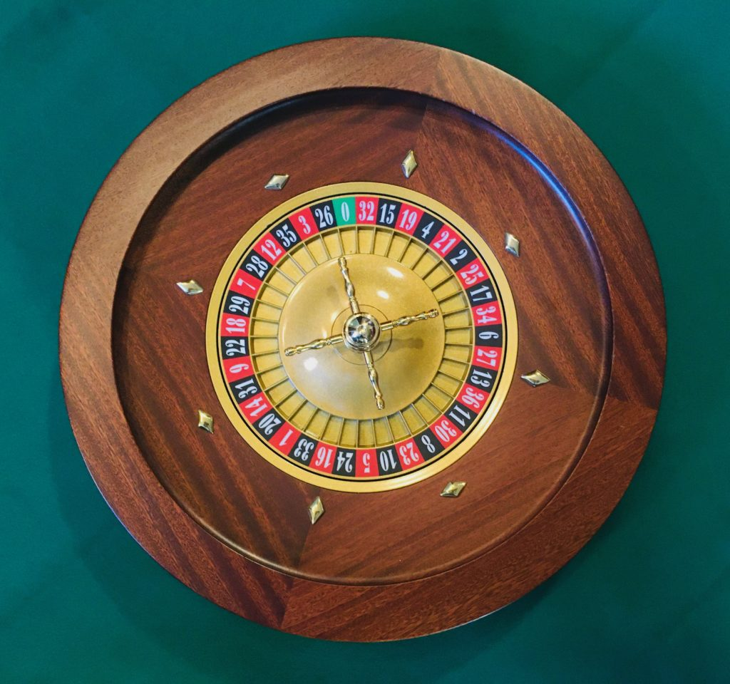 Cylindre Roulette
