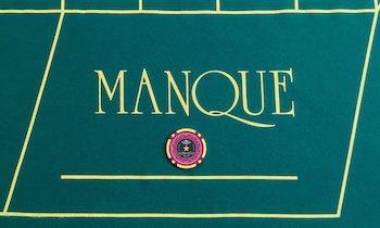 Mise Case Manque Roulette