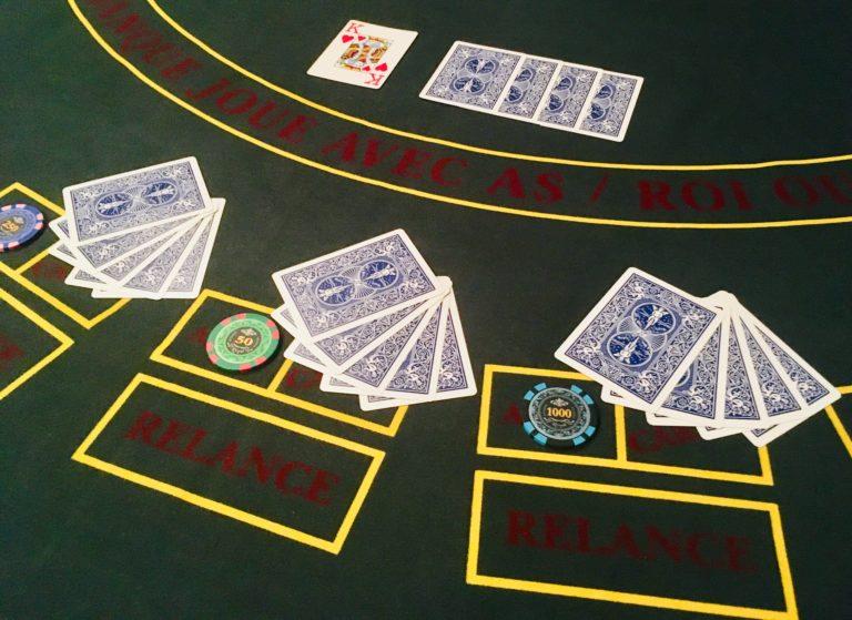 Donne Caribbean Stud Poker