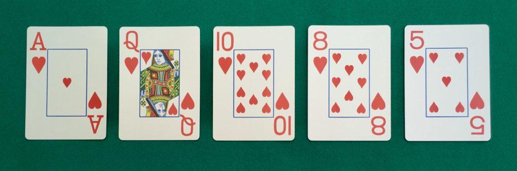 Main Poker Flush
