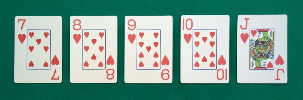 Main Poker Quinte Flush